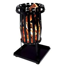Machado Traditional Slim Brazier Fire Basket by Premier Fire Pit Patio Heater
