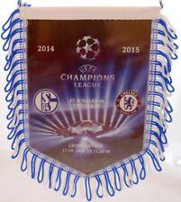 FC Schalke 04 + Wimpel Banner + Chelsea FC + Champions League 2014 (24)