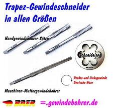 Schneidstoff HSSE Produkte zum TR Trapezgewinde & -schneiden für Schlosser