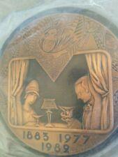 Medaille-Rare-Monnaie de Paris- C.Gondard-Orient Express- No. 104/200-銅限制-
