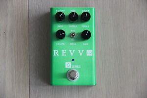 Revv Amplification - G2 Dynamic Overdrive, Crunch Gitarreneffektpedal