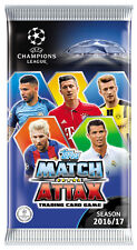 Topps Match Attax UEFA Champions League 2016/2017 Edition Trading Card