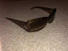 "SPY OPTICS ""ABBEY"" Sunglasses Transparent Rootbeer Fade D10"