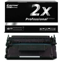 2x Pro Toner For CRG052 Canon I-Sensys Mf 420 Series With Per 3.100 Pages