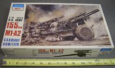 RARE Peerless Max Partially Built 1/35 M1-A2 155mm Howitzer