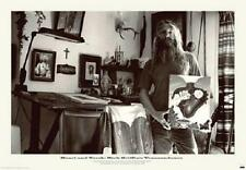 Rick Griffin POSTER Laguna Art Museum Exhibition Signed by John Van Hamersveld