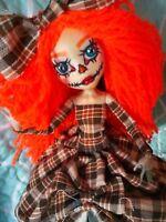 Ooak monster high repaint - dolls