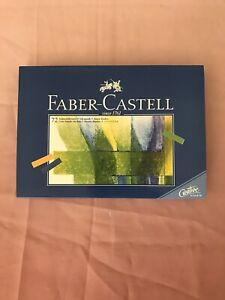 Faber-Castel FC128272 Creative Studio Soft Pastel Crayons 72 Pack, Assorted