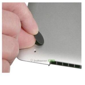 4pcs Rubber Bottom Case Feet Foot for Macbook Pro Retina A1398 A1425 A1502 Part