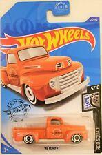 Hot Wheels - 2020 Rod Squad 5/10 '49 Ford F1 120/250 (BBGHF77)