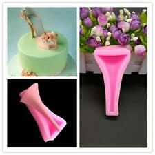 New!! Stilleto High Heel Lady Shoe Fondant Mould Cake Decorating Wedding Mold S