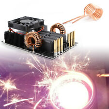 Zvs High Voltage Generator High Frequency Low Voltage Induction Heater 1000W New
