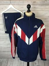 ADIDAS Retro Full Tracksuit - XL - 90's - Great Condition
