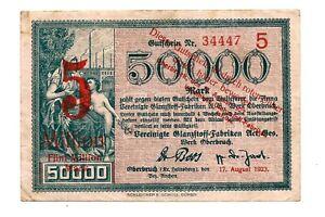 Germany 5,000,000 Mark 1923 VF