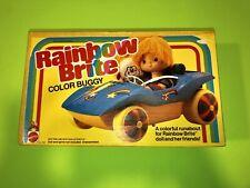 Vintage Color Buggy Rainbow Brite Car 1983 Mattel, NEW IN BOX