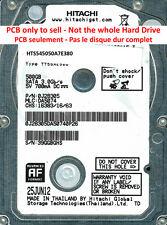PCB 0A90351 01 - Hitachi HTS545050A7E380 - 0J28305 - MLC DA5074 - 500Go