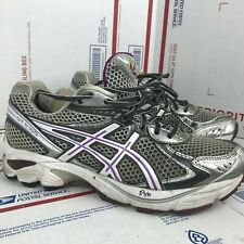 Asics Womens GT 2160 Purple Running Shoes T155N Size 7.5