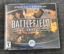 Battlefield 1942 Deluxe Edition PC Game 3 Discs
