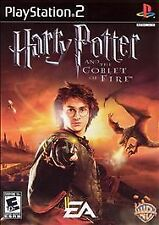 PS2 Harry Potter Goblet of Fire Video Game Disc Case