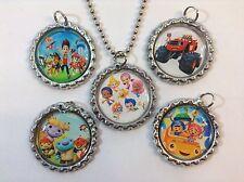 Bubble Guppies Wallykazam Paw Patrol Team Umizoomi Blaze Necklace!