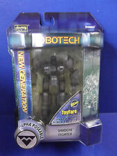 ROBOTECH NEW GENERATION - ALPHA POSEABLE STEALTH SHADOW FIGHTER  ACTION FIGURE