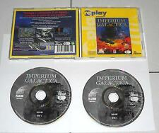 Gioco Pc Cd IMPERIUM GALACTICA – OTTIMO 2 Cd  Infrogrames Replay 1997