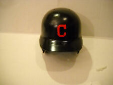 TWO CLEVELAND INDIANS  BASEBALL HELMET VINYL STICKER DECAL BATTING HELMET DECAL