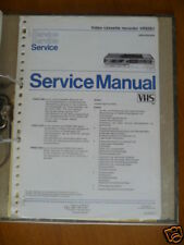 Service Manual Philips VR 6561 Video Recorder,ORIGINAL