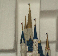 Cinderella Castle Sculpture  Walt Disney World  Exclusive Med Big Fig NIB