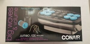 XTreme Heat Conair Big Waves And Volume Jumbo Size Rollers Blue