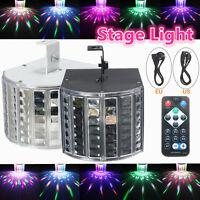 Lichteffekt LED Bühnenbeleuchtung RGBW DMX512 Disco DJ Strahler Stagelampe Party