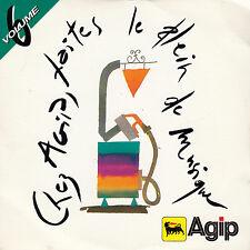 "CD SP 2T PATRICIA KASS  ""Mlle CHANTE LE BLUES"" + ADJANI ""PULL MARINE"" PROMO AGIP"