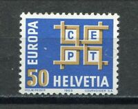 s10346) SWITZERLAND 1963  MNH** EUROPA 1v