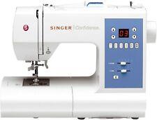 Singer Confidence 7465 Computer-Nähmaschine mit Schnellstart-Spule, Freiarm