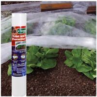 Frost and Insect Plant Protection Fleece Blanket Cover Sheet 8m x 1.5m