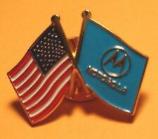 Motorola - United States Flag Pin