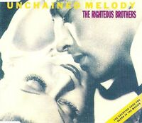 The Righteous Brothers Maxi CD Unchained Melody - Germany (EX+/EX)