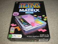 Brand New Tetris Matrix Single Player Strategy Puzzle Game Fundex