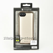 Mophie Juice Pack Air 1700mha Battery Charger Hard Case for iPhone SE 5s (Gold)