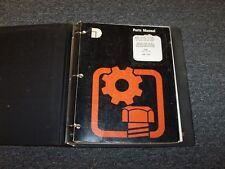 Dresser DT466B DT466C DTI466C Engine Original Parts Catalog Manual Manual Book