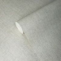 Wallpaper ash gray faux sackcloth textile fabric Textured Plain wallcoverings