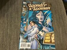 Wonder Woman #6 (2007) Terry Dodson Cover DC in excellent condition