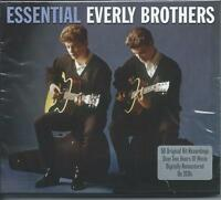 The Everly Brothers - Essential - Best Of / Greatest Hits 2CD NEW/SEALED