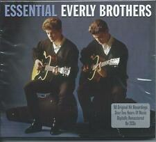 The Everly Brothers - Essential [The Best Of / Greatest Hits] 2CD NEW/SEALED