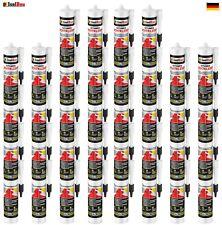 Bitumenkleber 36 x 310 ml Dachdichtstoff Bitumen Dichtmasse Schindelkleber