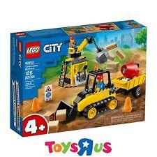 LEGO 60252 City Construction Bulldozer (BRAND NEW SEALED)