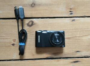 Samsung WB Series WB700 14.2MP Digital Camera - Black
