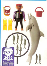 Playmobil ZOO  Sets pieces : 3195-3243-3649-3650