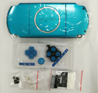 Ne Blue Housing Shell Case Cover For PSP3000 PSP 3000 Console Replacement Repair