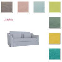 Custom Made Cover Fits IKEA Farlov Loveseat, 2 Seat Sofa Cover, Velvet Fabric